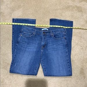 Levi's women's 515 boot cut